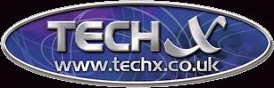 tech x logo
